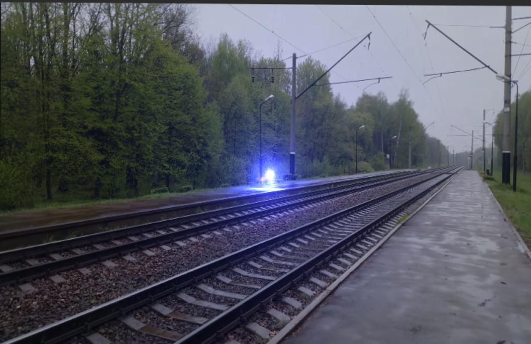 صورة من خرافة فيديو يظهر كرة البرق