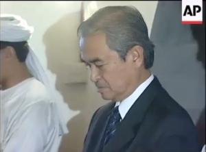 رئيس الوزراء الماليزي: عبدالله بدوي